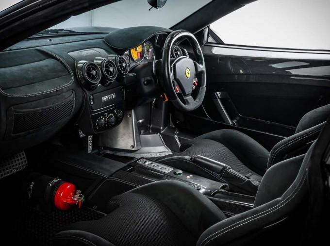 2008 Ferrari Scuderia 2-door (Grey) - Image: 16