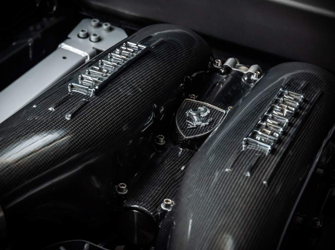 2008 Ferrari Scuderia 2-door (Grey) - Image: 20