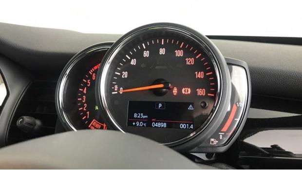 2020 MINI 3-door Cooper S Sport (Black) - Image: 9