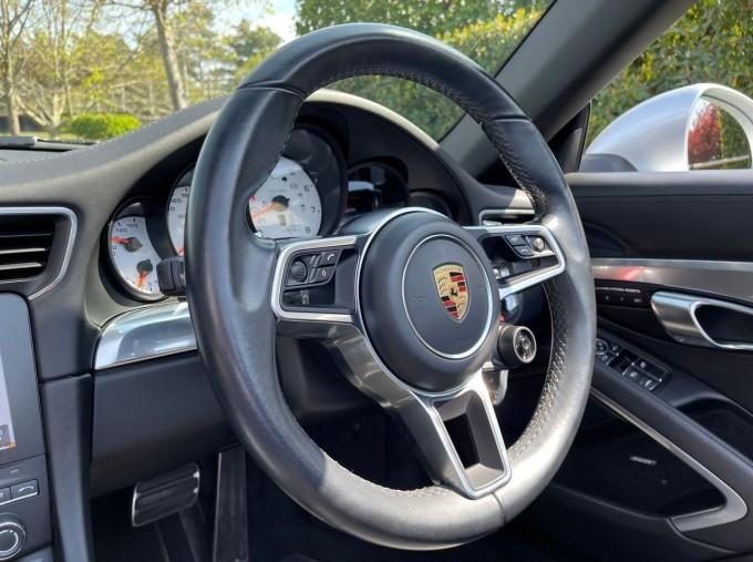 2016 Porsche 991 Carrera S PDK 2-door (Silver) - Image: 19