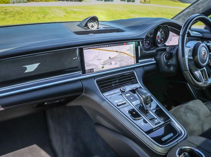 2019 Porsche V8 GTS PDK 4WD 4-door (Grey) - Image: 3