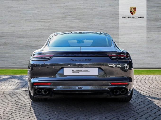 2019 Porsche V8 GTS PDK 4WD 4-door (Grey) - Image: 7