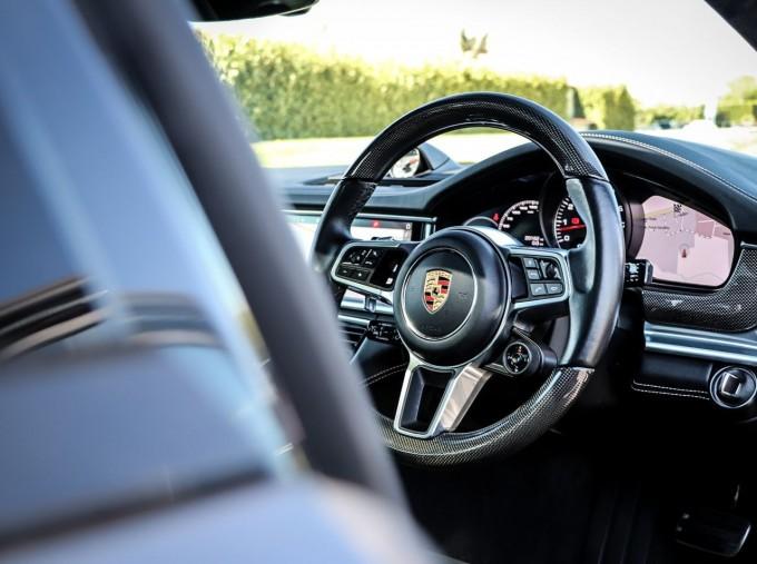 2019 Porsche V8 GTS PDK 4WD 4-door (Grey) - Image: 21
