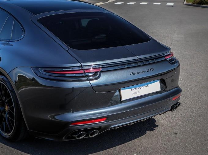 2019 Porsche V8 GTS PDK 4WD 4-door (Grey) - Image: 30