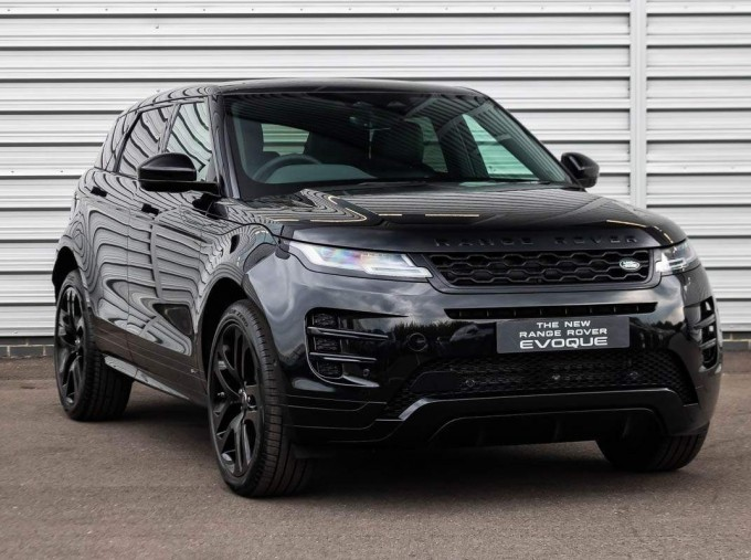 2021 Land Rover D200 MHEV R-Dynamic SE Auto 4WD 5-door (Black) - Image: 1