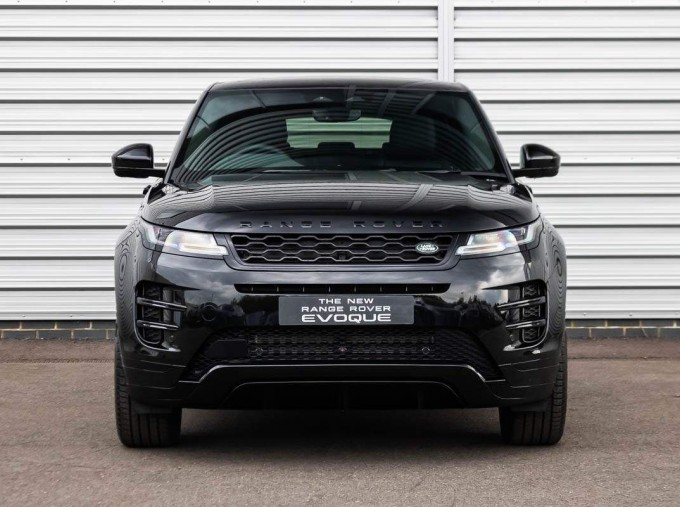 2021 Land Rover D200 MHEV R-Dynamic SE Auto 4WD 5-door (Black) - Image: 6