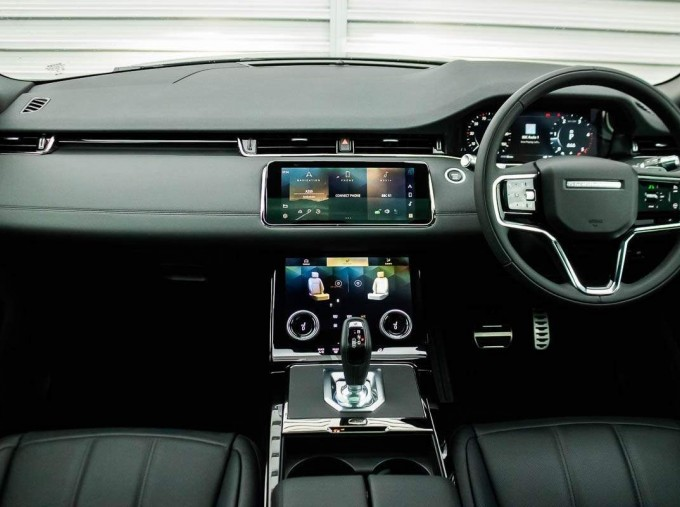 2021 Land Rover D200 MHEV R-Dynamic SE Auto 4WD 5-door (Black) - Image: 11