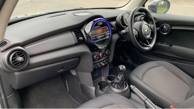 2017 MINI Cooper 3-door Hatch (Grey) - Image: 7