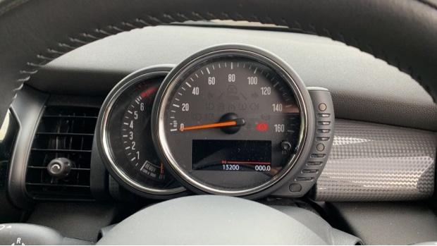 2017 MINI Cooper 3-door Hatch (Grey) - Image: 9