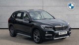 2017 BMW XDrive20d xLine (Black) - Image: 1