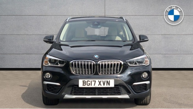 2017 BMW XDrive20d xLine (Black) - Image: 16