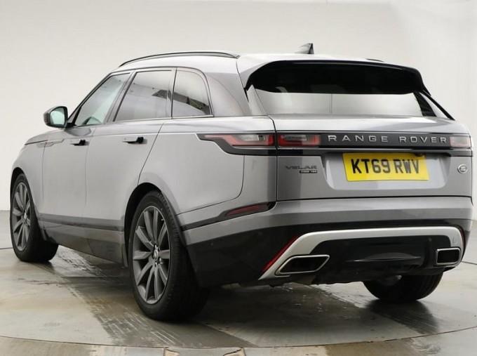 2020 Land Rover D300 R-Dynamic HSE Auto 4WD 5-door (Grey) - Image: 2