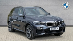2021 BMW X5 xDrive45e M Sport 5-door