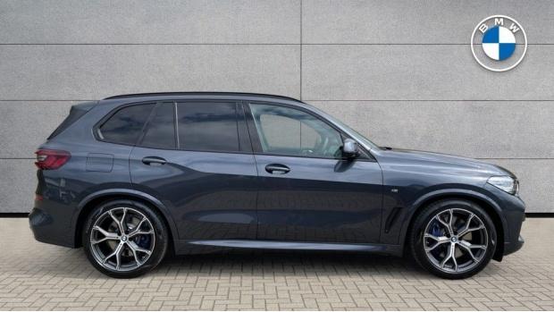 2021 BMW XDrive45e M Sport (Grey) - Image: 3