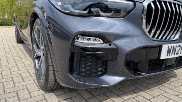 2021 BMW XDrive45e M Sport (Grey) - Image: 26
