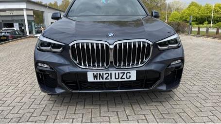 2021 BMW XDrive45e M Sport (Grey) - Image: 27