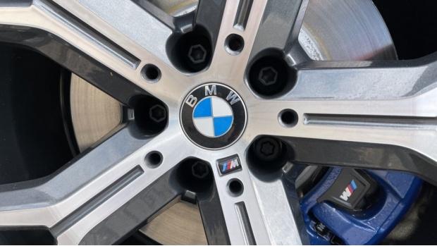 2021 BMW XDrive45e M Sport (Grey) - Image: 36