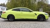 2021 BMW BiTurbo Competition Steptronic 2-door (Yellow) - Image: 3