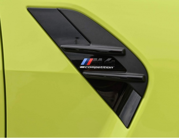 2021 BMW BiTurbo Competition Steptronic 2-door (Yellow) - Image: 13