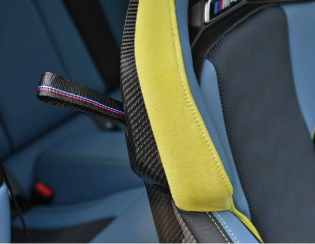 2021 BMW BiTurbo Competition Steptronic 2-door (Yellow) - Image: 18