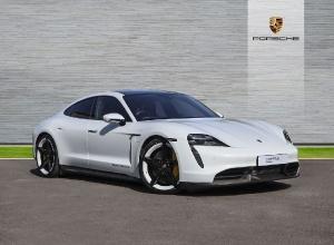 2021 Porsche Taycan TURBO S 93KWH 4-door