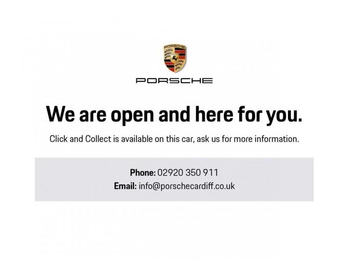 2020 Porsche 93.4kWh Turbo S Auto 4WD 4-door (White) - Image: 27