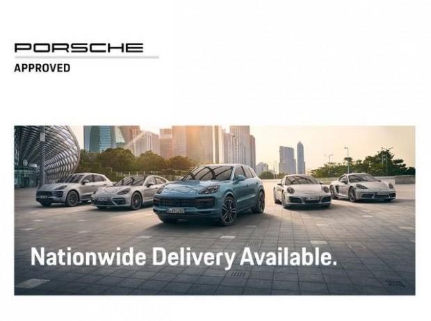 2020 Porsche 93.4kWh Turbo S Auto 4WD 4-door (White) - Image: 28