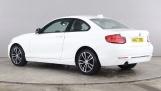 2018 BMW 218i Sport Coupe (White) - Image: 2