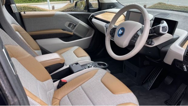 2016 BMW 60Ah with Range Extender (Grey) - Image: 6