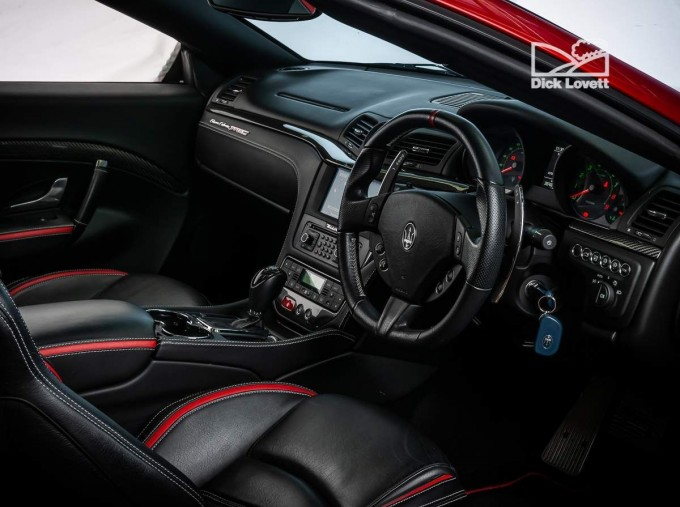 2015 Maserati V8 MC Centennial Edition MC Shift 2-door (Red) - Image: 4