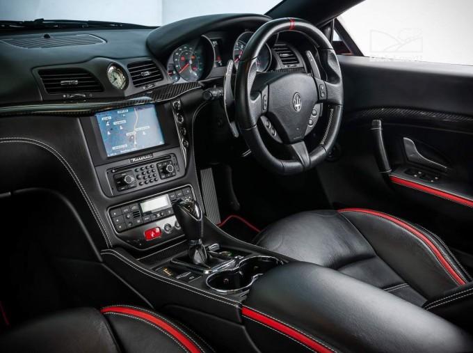 2015 Maserati V8 MC Centennial Edition MC Shift 2-door (Red) - Image: 16