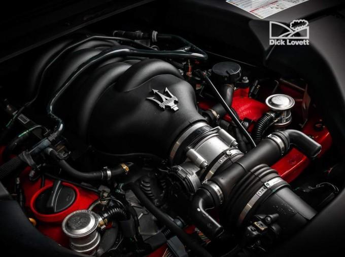 2015 Maserati V8 MC Centennial Edition MC Shift 2-door (Red) - Image: 20