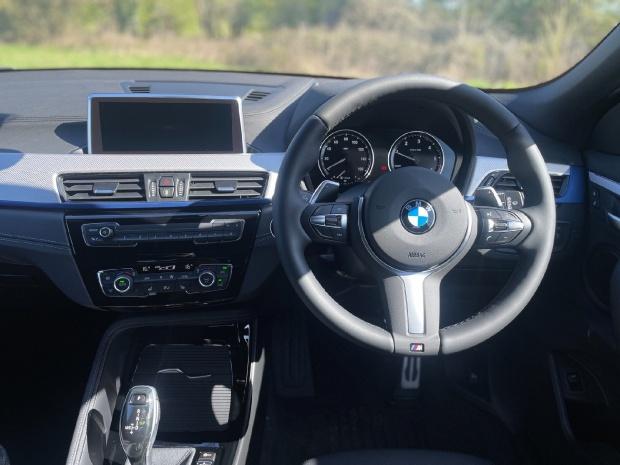 2021 BMW 18d M Sport Auto sDrive 5-door (White) - Image: 5