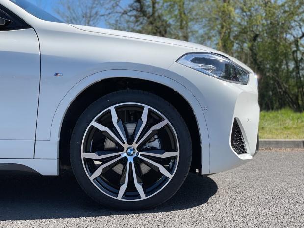 2021 BMW 18d M Sport Auto sDrive 5-door (White) - Image: 14
