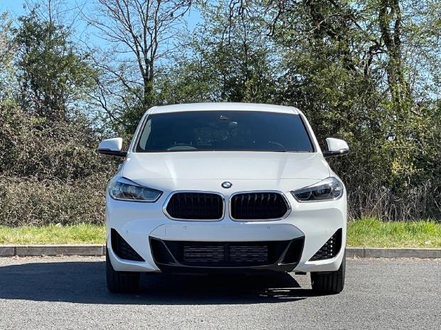 2021 BMW 18d M Sport Auto sDrive 5-door (White) - Image: 16