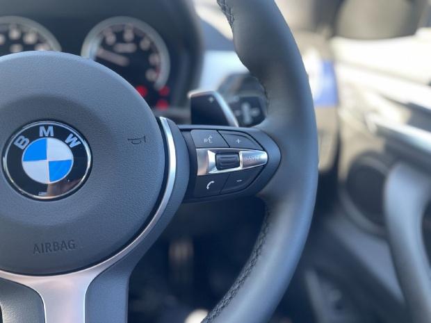 2021 BMW 18d M Sport Auto sDrive 5-door (White) - Image: 18