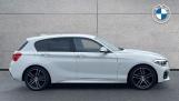 2017 BMW 118i M Sport 5-door (White) - Image: 3