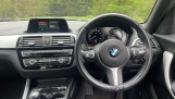 2017 BMW 118i M Sport 5-door (White) - Image: 5