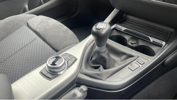2017 BMW 118i M Sport 5-door (White) - Image: 10
