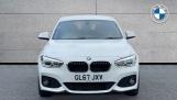 2017 BMW 118i M Sport 5-door (White) - Image: 16