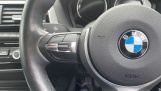 2017 BMW 118i M Sport 5-door (White) - Image: 17
