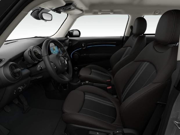 2021 MINI Cooper S Classic Steptronic 3-door (Grey) - Image: 3