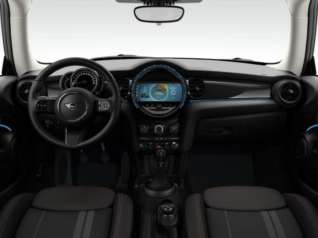 2021 MINI Cooper S Classic Steptronic 3-door (Grey) - Image: 4
