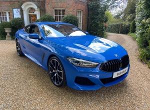 Brand new 2021 BMW 8 Series M850i V8 Steptronic xDrive 2-door finance deals