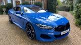 2021 BMW M850i V8 Steptronic xDrive 2-door  - Image: 1