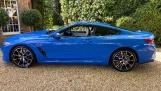 2021 BMW M850i V8 Steptronic xDrive 2-door  - Image: 7