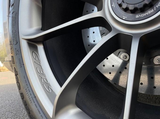 2018 Porsche 991 GT3 RS PDK 2-door (Silver) - Image: 22