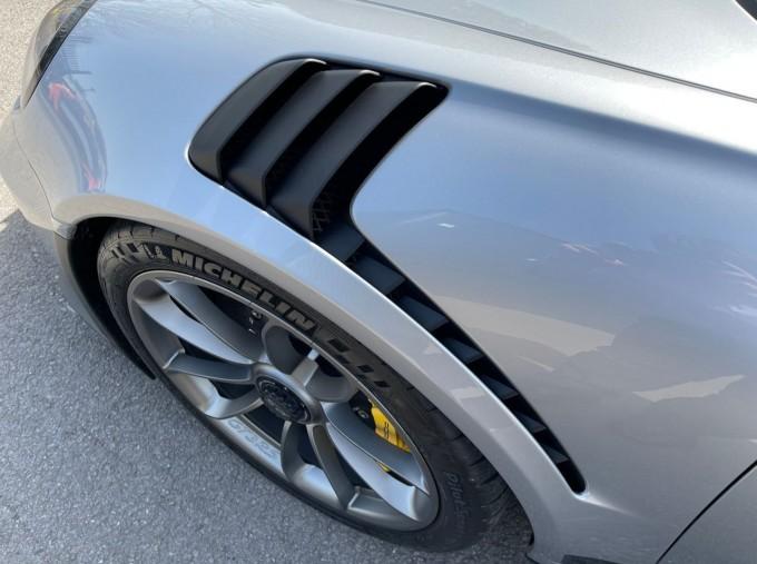 2018 Porsche 991 GT3 RS PDK 2-door (Silver) - Image: 26