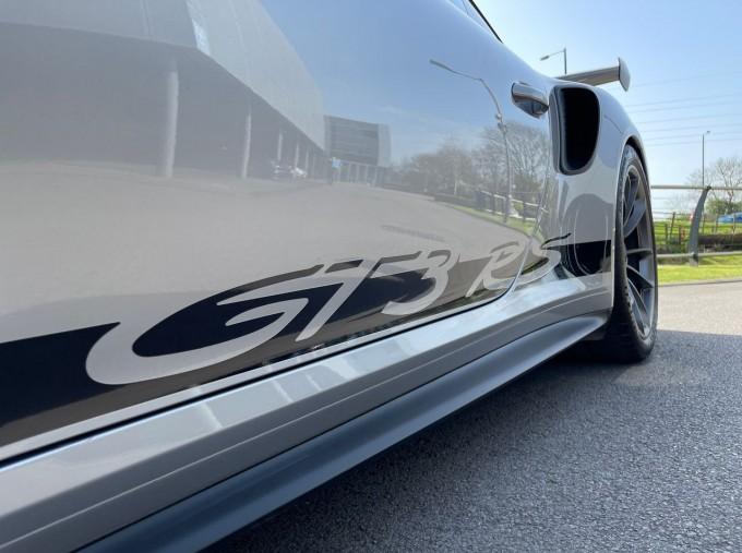 2018 Porsche 991 GT3 RS PDK 2-door (Silver) - Image: 29