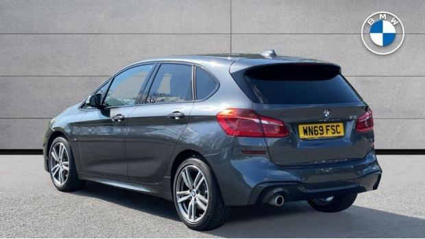 2019 BMW 218i M Sport Active Tourer (Grey) - Image: 2
